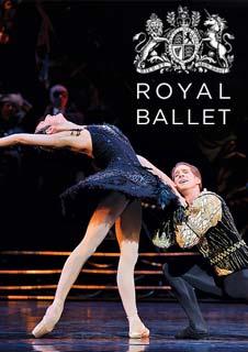 Swan Lake - LIVE - Royal Opera House