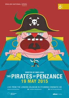 The Pirates of Penzance - LIVE - English National Opera