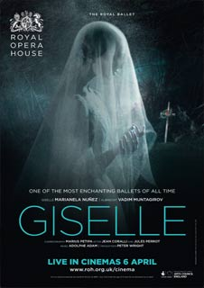 Giselle (Live) - Royal Opera House 2015/16 Season