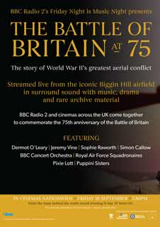 The Battle Of Britain At 75 (Live)